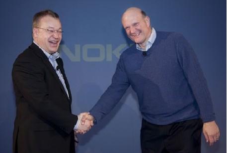 诺基亚牵手微软有未来么?