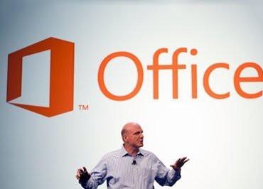 微软新Office销量突破2000万