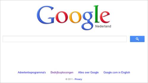谷歌测试新搜索主页 手气不错功能消失