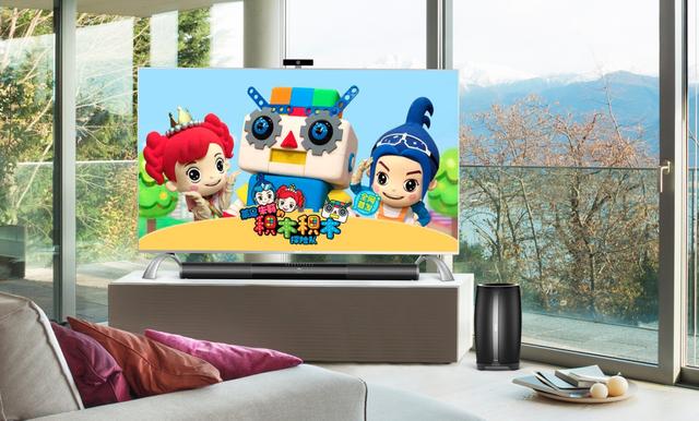 乐视超级电视上线国际IP《莱恩朱莉》