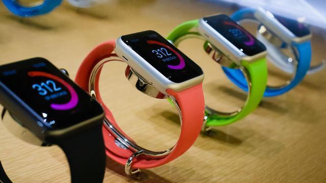 Apple Watch上个季度卖了600万块 垄断全球80%份额