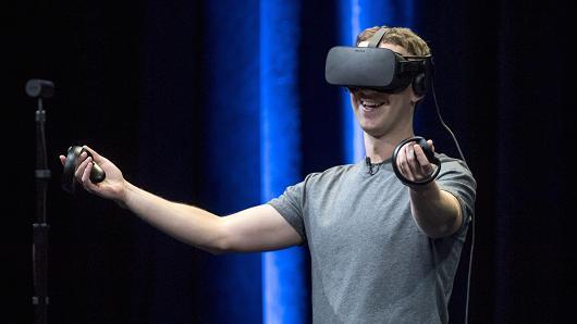 CNBC:进入2017年的科技巨头们将带我们怎么玩?